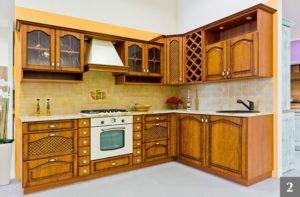 Rustikální kuchyně s výraznými detaily ve studiu Válek & Kačena