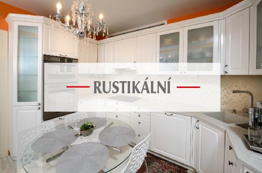 Design a výroba rustikálních kuchyní od firmy Válek & Kačena